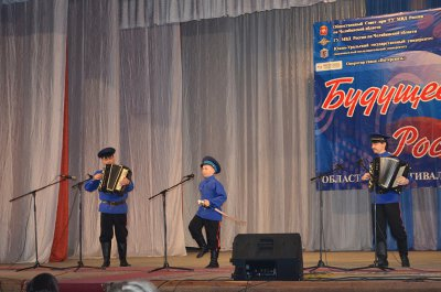 Юная озерчанка победила в отборочном туре областного конкурса-фестиваля «Будущее России»