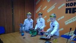 «Земной щит» челябинских школьников увидят 50 стран мира
