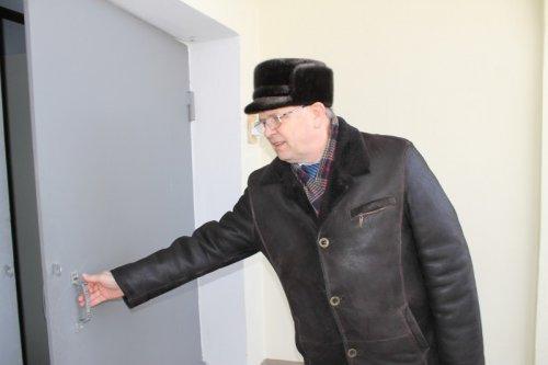 Завершен капитальный ремонт жилого дома