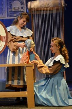 Новый год с театром кукол