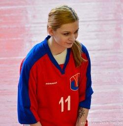 В Озёрске дан старт Открытому Первенству города по волейболу среди женских команд