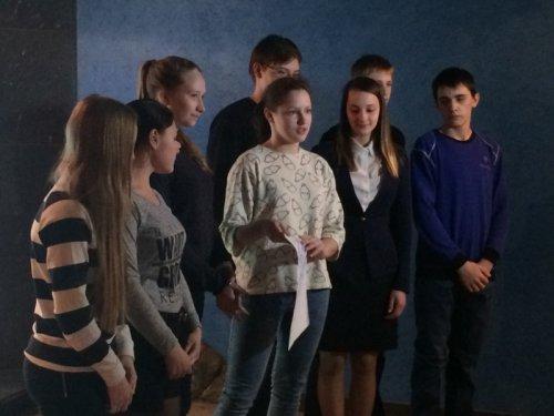 Школьники и студенты записались в волонтеры