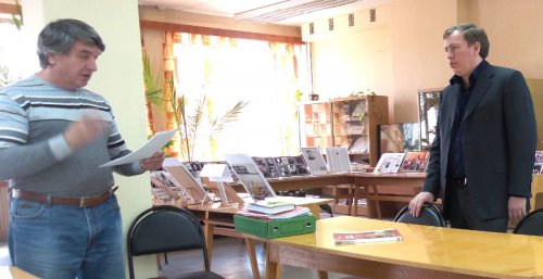 Алексей Севастьянов провел прием в Озерске