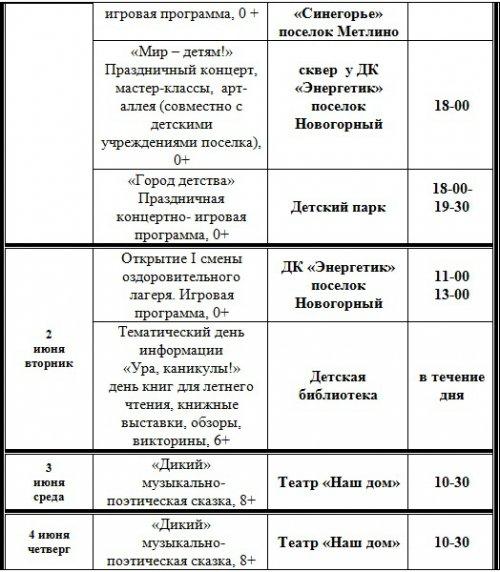 План мероприятий на день народного единства в школе - 94