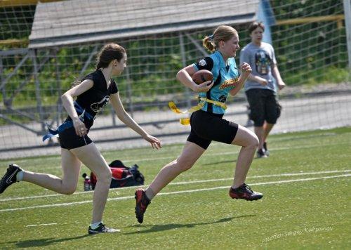 Челябинск и Озерск сразятся в заключительной игре кубка России по «женскому» американскому футболу