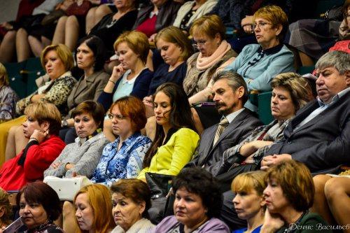 Августовское совещание работников озерского образования
