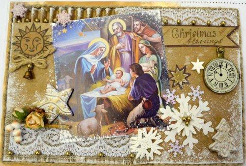 «Рождественская сказка»: в Озерске выбраны лучшие открытки
