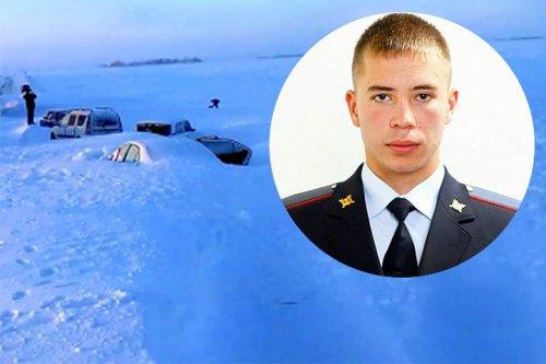 Полицейский, пожертвовавший своей одеждой ради спасения замерзающих людей, может остаться без руки