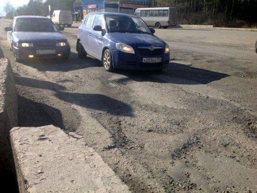 ТОП-10 самых страшных дорог Челябинской области