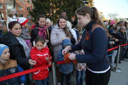 Молодое поколение озерчан обещает сохранить память и передать традиции