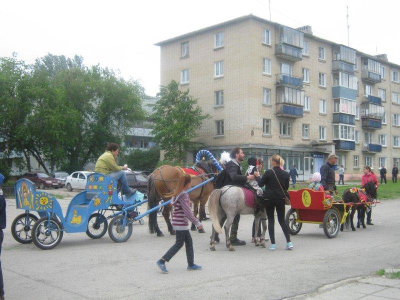 Конкурс на день посёлка