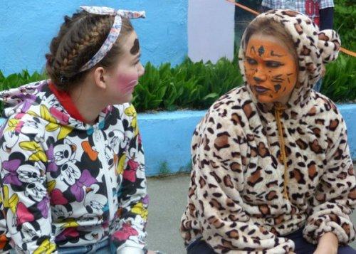 В лагерь Орленок приехал настоящий зоопарк!