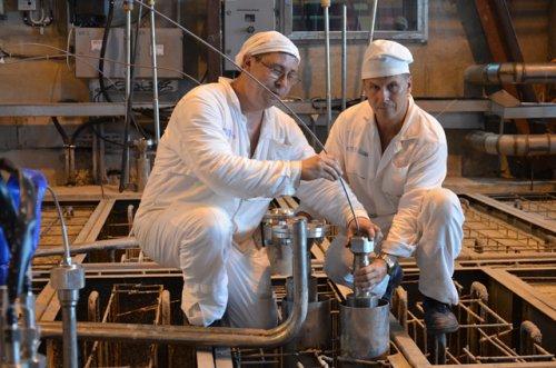 На радиохимическом заводе ПО «Маяк» новая печь по остекловыванию высокоактивных отходов начнет работать в сентябре