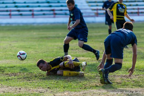 Домашняя победа «Гранита»