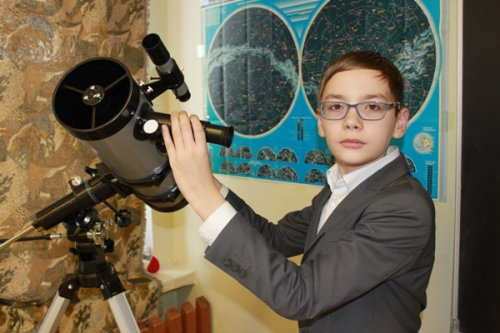 Первая в России школьная сверхновая звезда открыта в Озерске!