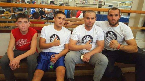 Первенство города по боксу и кикбоксингу. Фоторепортаж