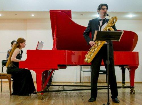 Музыка для саксофона и не только…
