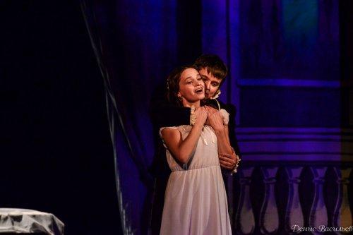 «Ночь в театре. Pro Любовь». Фотоистория Дениса Васильева