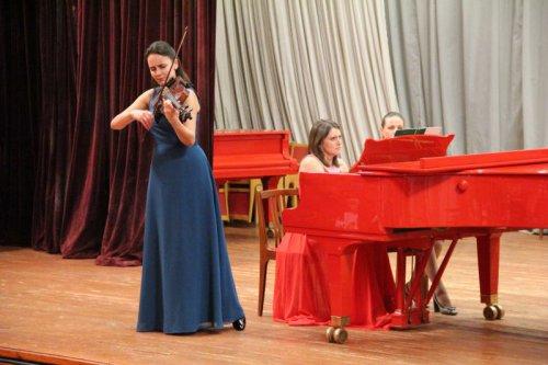 Волшебная сила музыки вновь собрала юные таланты