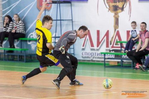 МФК «Гранит» показал 100% результат в домашнем туре
