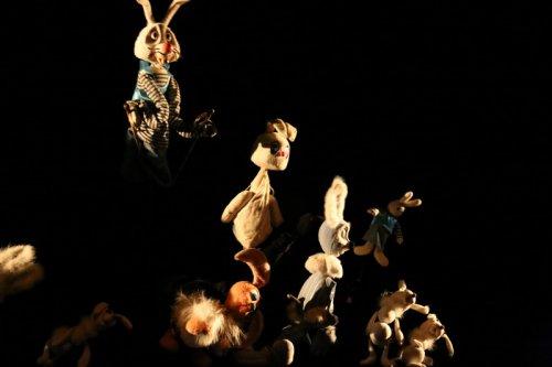 Театр кукол «Золотой петушок» отметил своё 65-летие