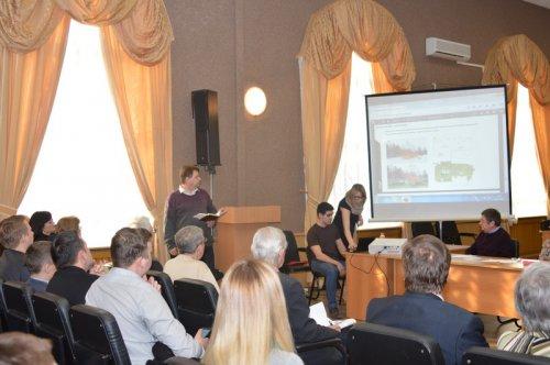 Обсудили предложения по формированию в округе современной городской среды