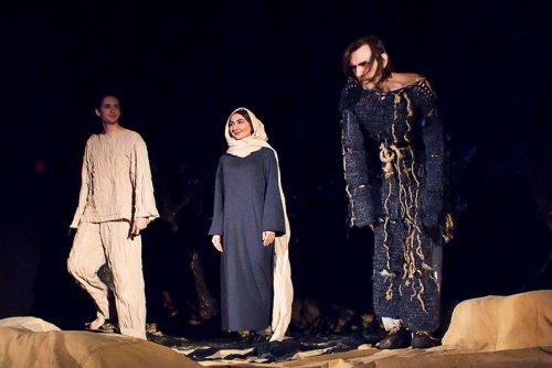 Областной фестиваль театрального искусства был посвящён детям