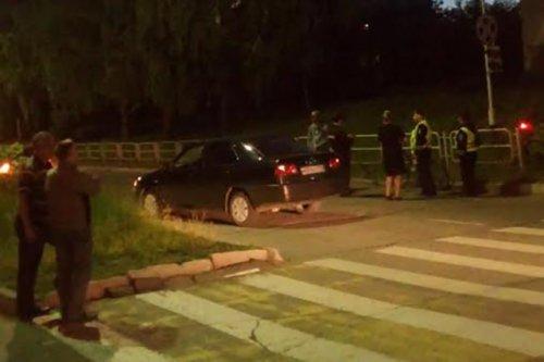 Автомобиль сбил велосипедиста в Озерске