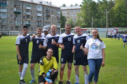 Команда Аргаяшской ТЭЦ вышла в финал Кубка Законодательного Собрания Челябинской области по мини-футболу