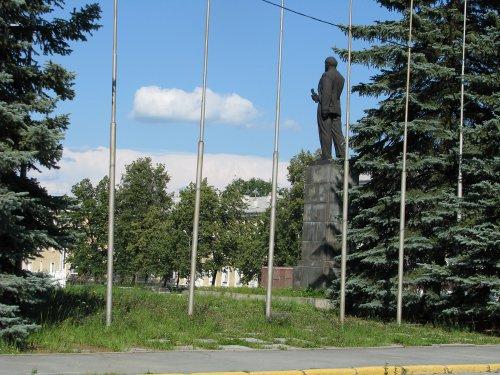 Этюд с беглой согласной и травой для «дедушки Ленина»