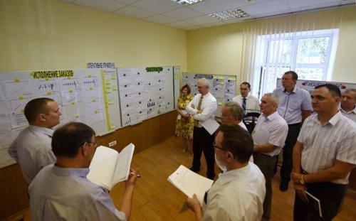 На ПО «Маяк» начал работать информационный центр генерального директора предприятия