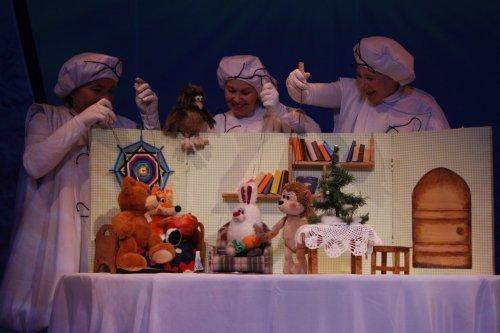 В юбилейный сезон — без нескольких детских спектаклей