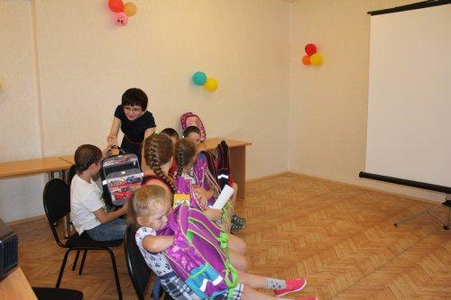 Достойным уровнем подготовки и хорошим настроением перед началом учебного года должны быть обеспечены все семьи