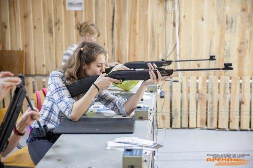 20 сентября состоится прием теста ГТО по пулевой стрельбе из пневматической винтовки