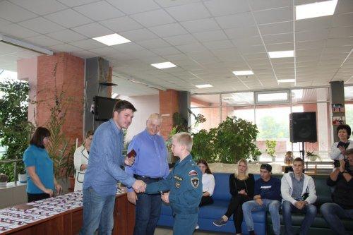 19 сентября в КСК «Лидер» состоялась церемония награждения знаками отличия ГТО