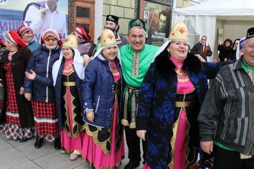 Фестиваль объединил творчество двух народов