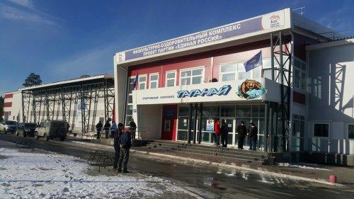 Маяк-Гранит начал Чемпионат области с крупной победы