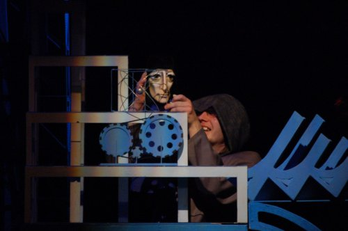 Редкие радости — вечерние спектакли в театре кукол!