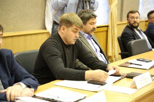 Олег Костиков: «Бюджет принят — будем жить, будем работать»