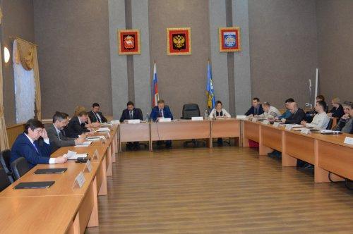 Депутаты завершают текущий год в рабочем ритме