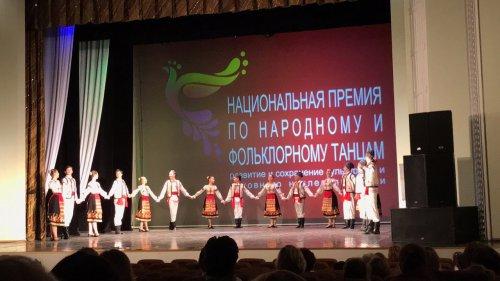Ансамбли народного танца МБУ «КДЦ» «Зарево» и «Купава» представили Озёрск в Санкт-Петербурге