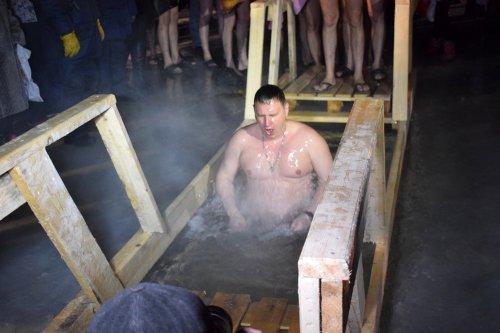 Озерск и Крещение Господне