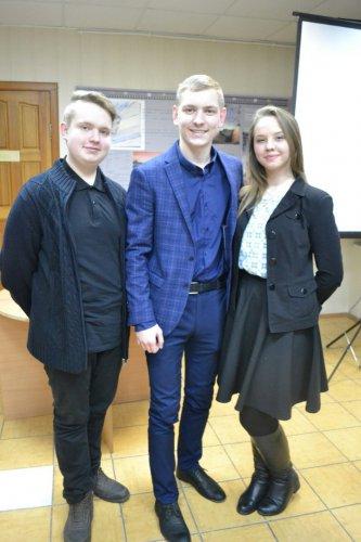 Общественные молодёжные палаты отчитались о проделанной работе за год