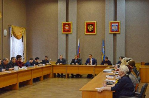 Евгений Щербаков: «Необходимо усилить работу антикоррупционной направленности»