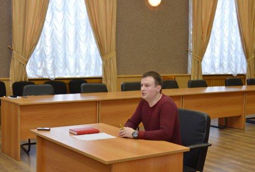 В администрации состоялась встреча с бывшими работниками МСУ-71