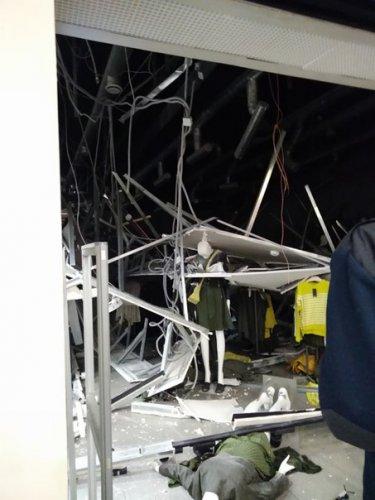 Следственный комитет начал проверку по факту обрушения потолка в ТЦ Миасса