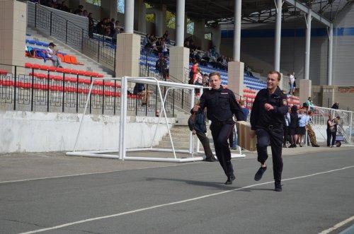 Озерские полицейские приняли участие в первом этапе Мемориала им. В.Т. Масленникова.