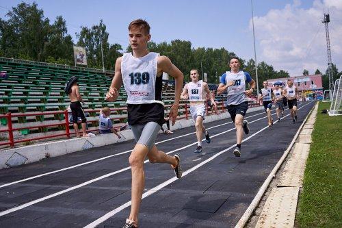 В Озёрске состоялись соревнования, инициированные недавно созданной Федерацией лёгкой атлетики