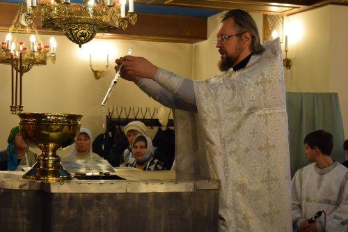 Крещение Господне в Озерске: эксклюзивный репортаж!