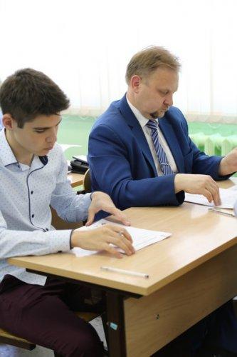Озерчане приняли участие во Всероссийской акции «Диктант Победы»